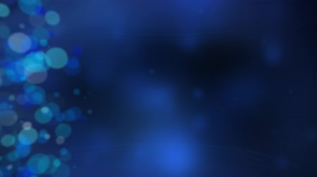 fundo azul : blue bokeh abstract background