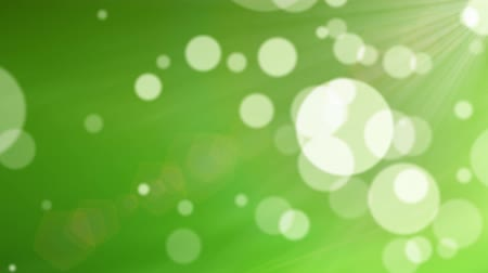natural tranquil : green natural abstract motion background Stock Footage