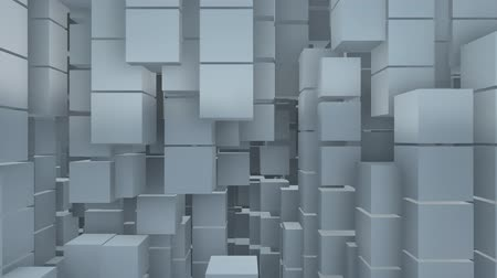 kocka : blocks and cubes abstract motion background