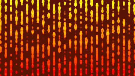 abstract particle rain falling soft glow bokeh background