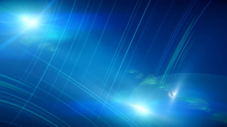 news style background - blue abstract motion background