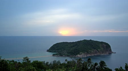 View of Ma island in Phangan island, Suratthanee, Thailand