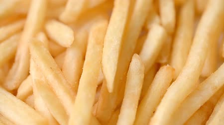 preparado : French fries background