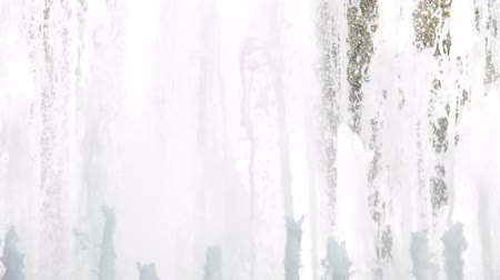 partitions : Texture and background of the water spray Stock Footage