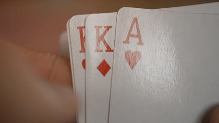 deset : playing cards poker hands two pairs ten and king