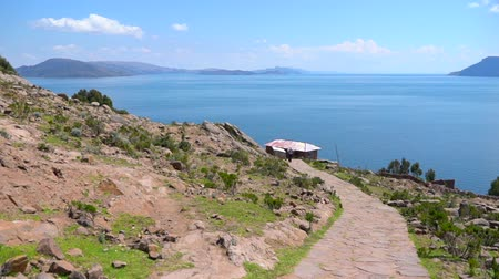 племя : Puno Trip on Lake Titicaca Peru Highest Lake