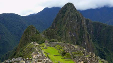 perui : Machu Pichu and the adventure getting there