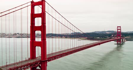 pomost : Golden Gate Bridge, San Francisco.