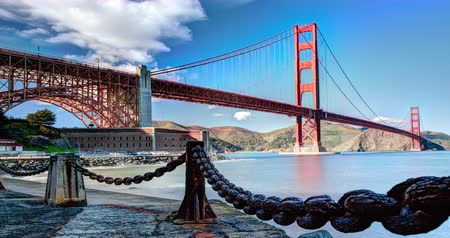 pomost : Golden Gate Bridge