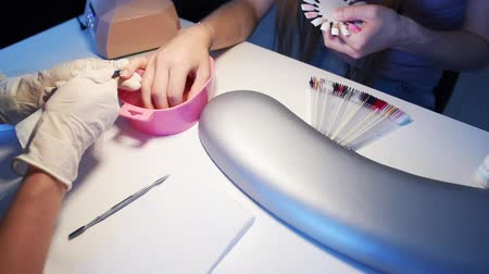 Образцы : Beauty master cutting cuticle