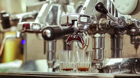 cervejaria : Coffee espresso preparation