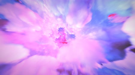 png : Camera go through cloud effect energy fantasy full color with target is black hole include alpha PNG format.