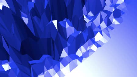 eixo : blue low poly transforming