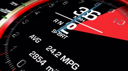 rpm : Speedometer Acceleration II