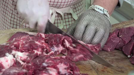 prepaid : cutting pieces of beef for use in a beef stew