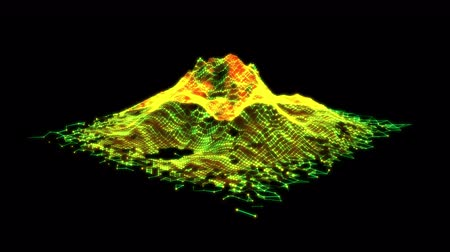topographie : Mouvement de visualisation du Big Data