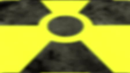 sembol : Radiation sign