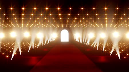 fama : Red Carpet festival scene animation