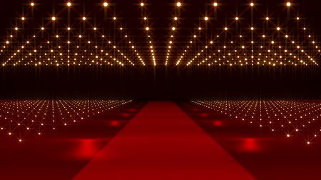 halı : Red Carpet festival scene animation optimizedfor title text insert