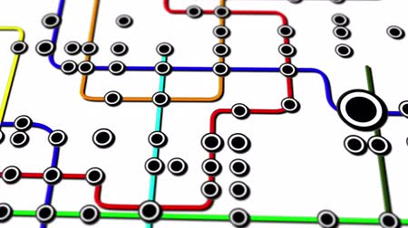 połączenie : Subway Network People Connections