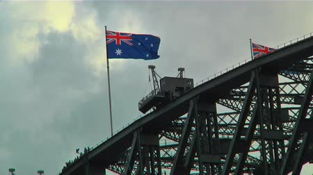 ausztrál : Sydney Harbour Bridge Top