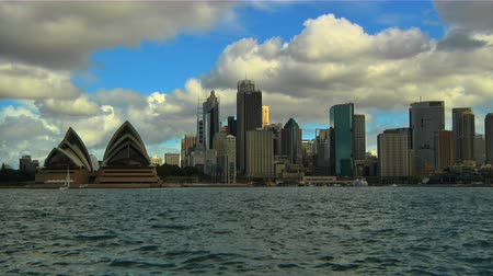 ausztrál : Sydney Opera House and CitySkyline