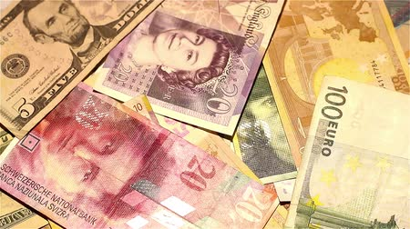 esterlino : Banknotes from around the World rotating
