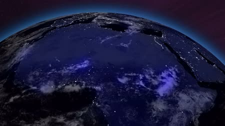 invasione : Earth from Space Africa
