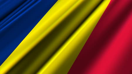 чад : Flag of Chad.