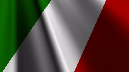 İtalyan : Flag of Italy.