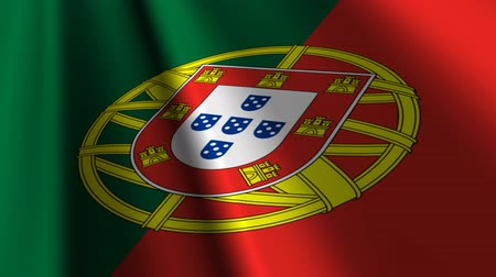portugese : Flag of Portugal.