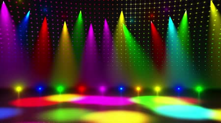 disko : Disco Stage Dance Floor Colorful Vivid Lights Flashing