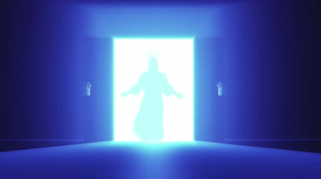 duch : Mysterious Door to Heaven | New Opportunity - Jesus Christ shape appear