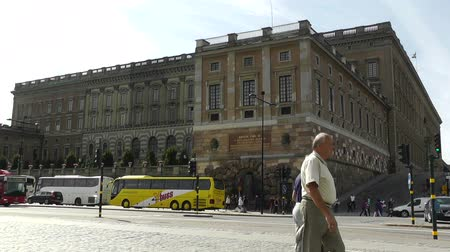 realeza : Stockholm Downtown Swedish Royal Palace Gamla Stan