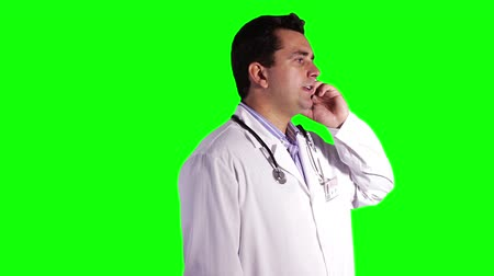 převod : Young Doctor Greenscreen