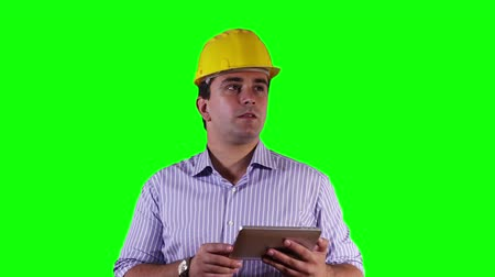 stavitel : Young Engineer Tablet PC Greenscreen