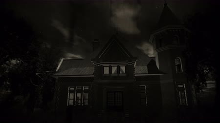 assombro : 4K Scary House 03 3D animation Vídeos