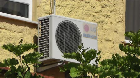 voorwaarden : Air Conditioning Energy Concept