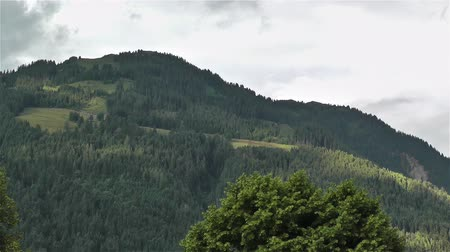 épico : European Alps Summer Slow Clouds Timelapse Vídeos