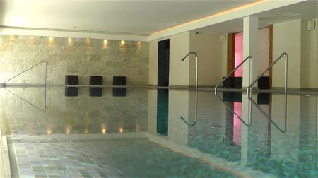 basen : Luxury Indoor Swimming Pool