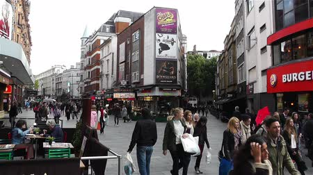 inghilterra : Leicester Square Londra Inghilterra palmare