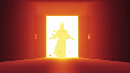 mystik : Mysterious Door to Heaven | New Opportunity - Jesus Christ shape appear