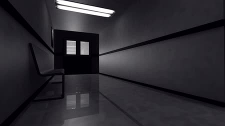 assombro : Scary Hospital Corridor Horror Thriller Scene
