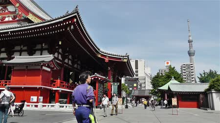 senso ji : Tokyo Asakusa District Japan - Asakusa was a major entertainment center of Tokyo in most of the 20th century. A famous attraction here is the buddhist Senso Ji temple and the Market street. Famous and attractive area not only for locals but for tourists a