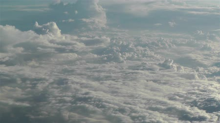 puffy clouds : Stratocumulus Clouds from above