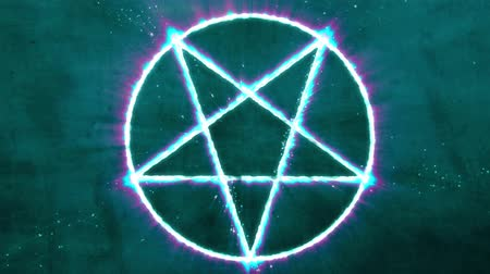 diabolo : 4K Inverted Pentagram Symbol 6