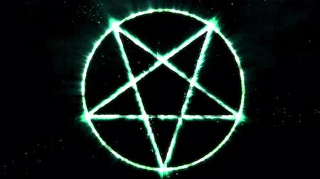 inverted : 4K Inverted Pentagram Symbol 15