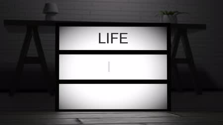 sabiduría : 4K Life is Beautiful Lightbox 1