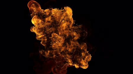 raging : High Detailed Painted Style Raging Fireball 1000 fps Super Slow 3D Animation