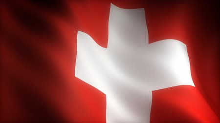 suíça : Flag of Switzerland (seamless)